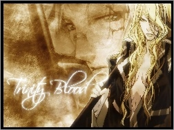 włosy, Trinity Blood, blond