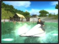 Wodny, Just Cause 2, Skuter