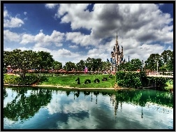 World, Orlando, Floryda, Disney