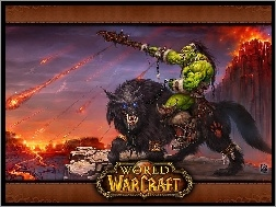World Of Warcraft, potwór, fantasy