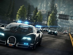 Bugatti, Wyścigi, Need for Speed Rivals, Samochody