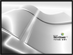 Windows XP, silver