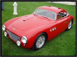 Zlot, Abarth, 205 A Berlinetta GT