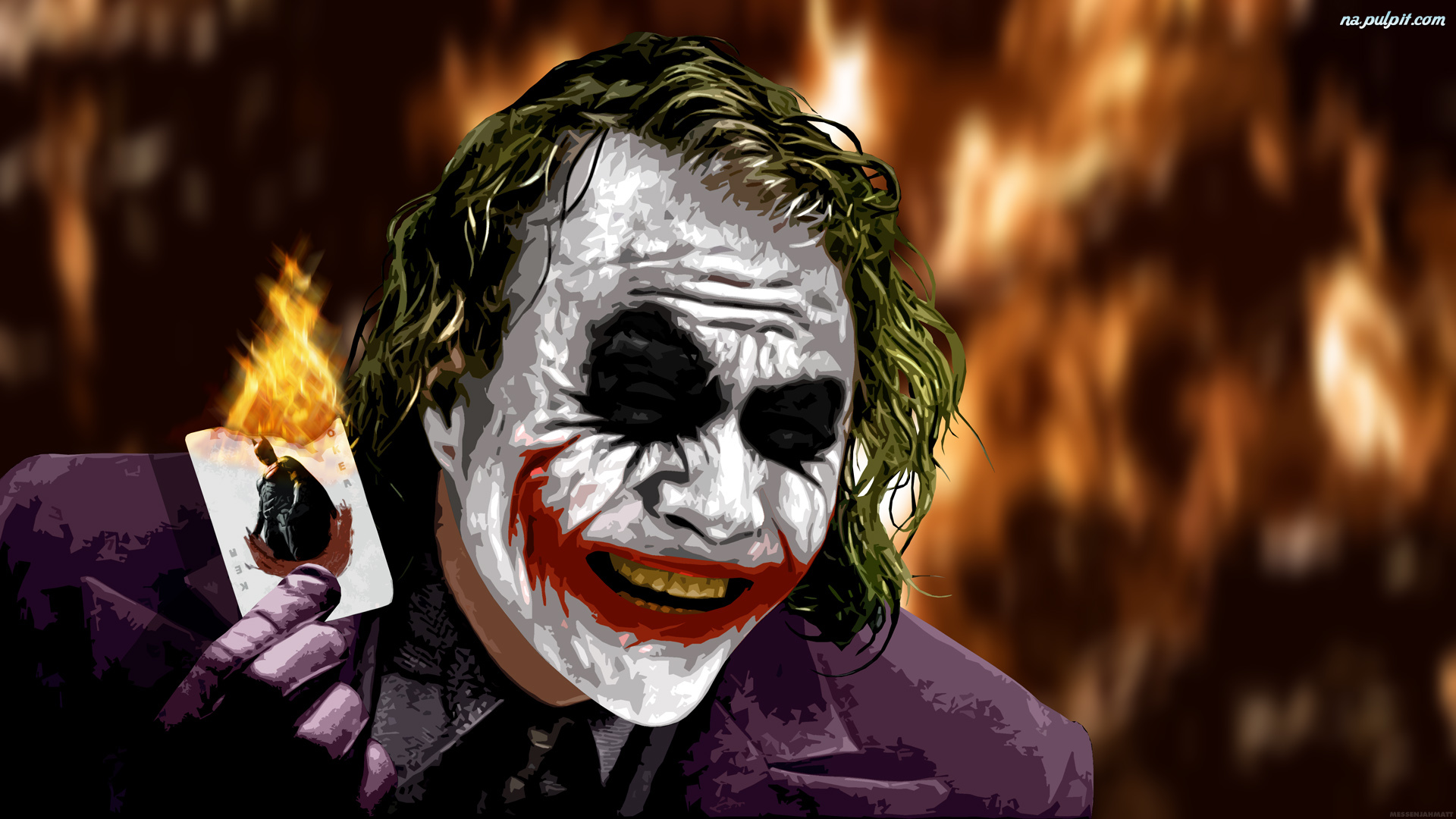 Joker, Batman Dark Knight, Film, Grafika, Mroczny rycerz