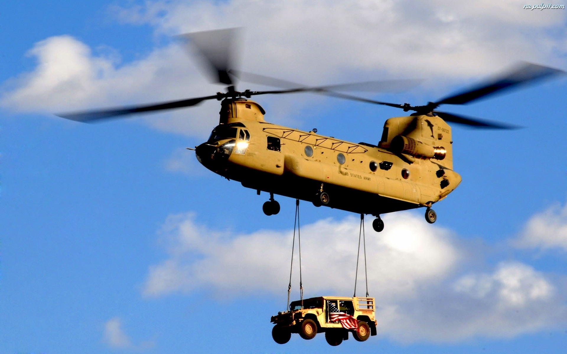 Chinook, Helicopters, Boeing, CH-47