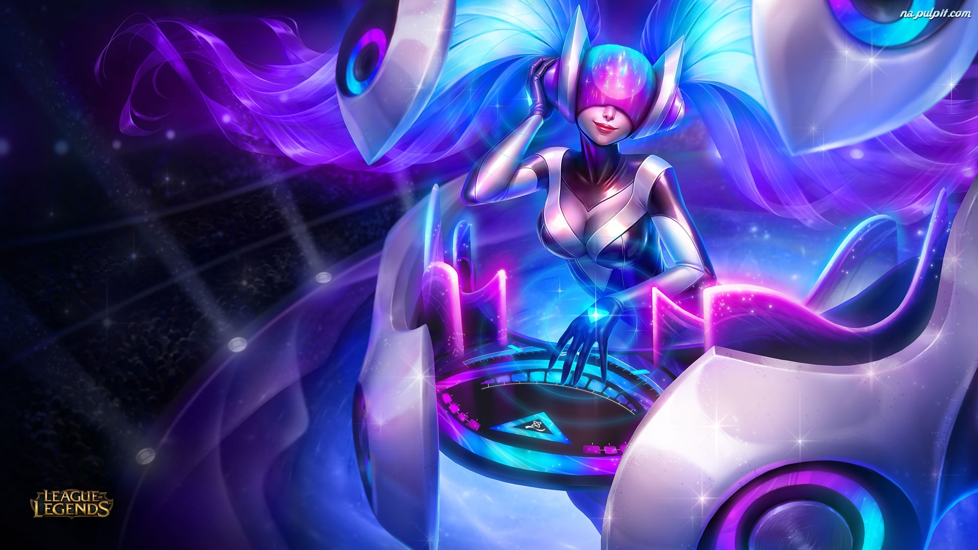 DJ, Sona, League of legends