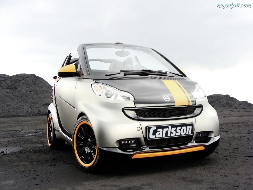 Smart Fortwo, Carlsson