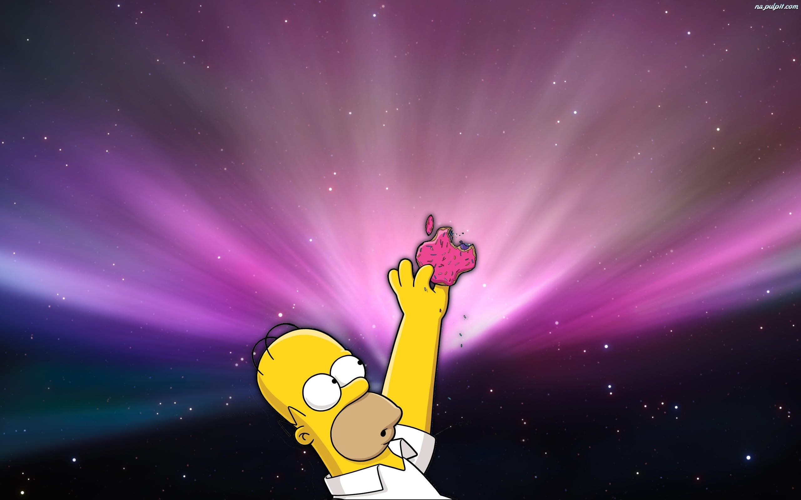 Homer, Apple