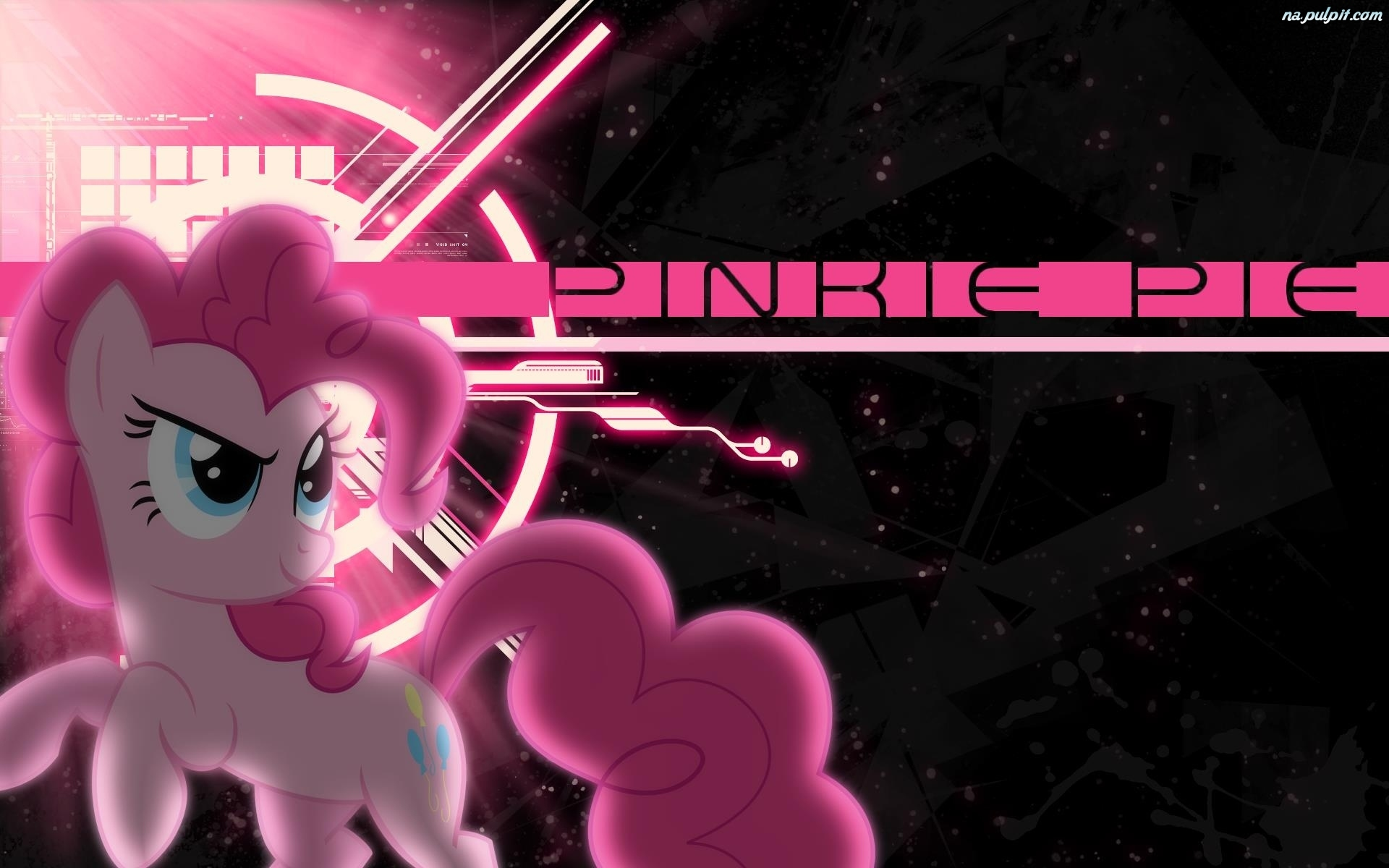 My Little Pony Przyjaźń To Magia, Pinkie Pie