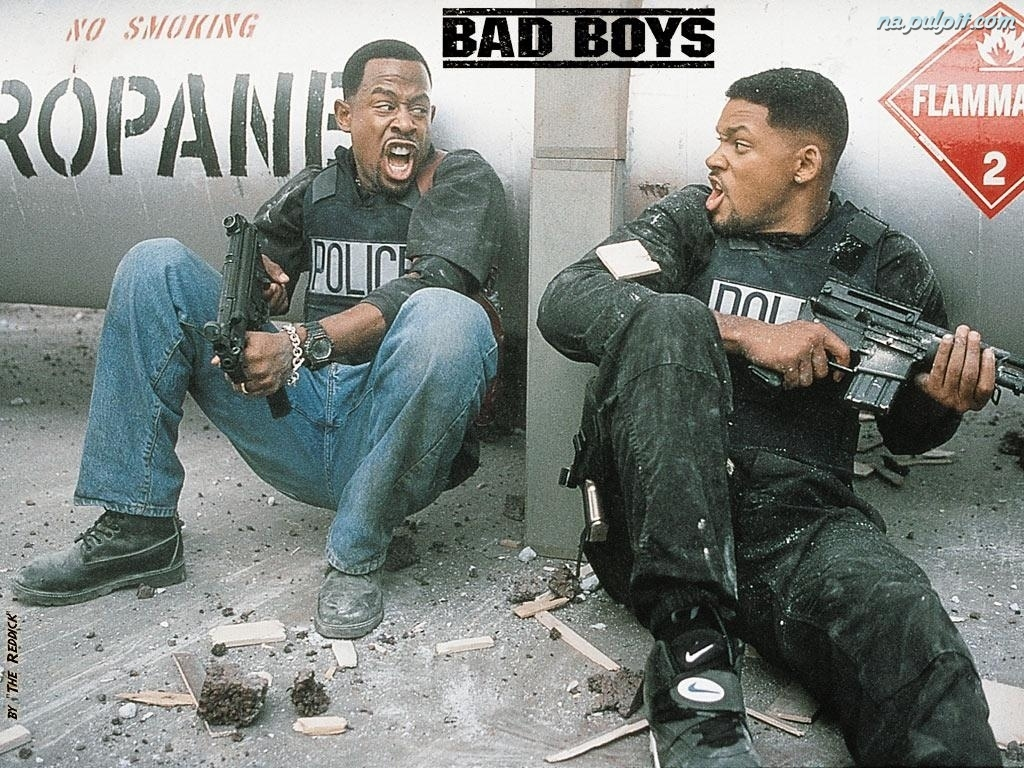Martin Lawrence, Bad Boys, Will Smith