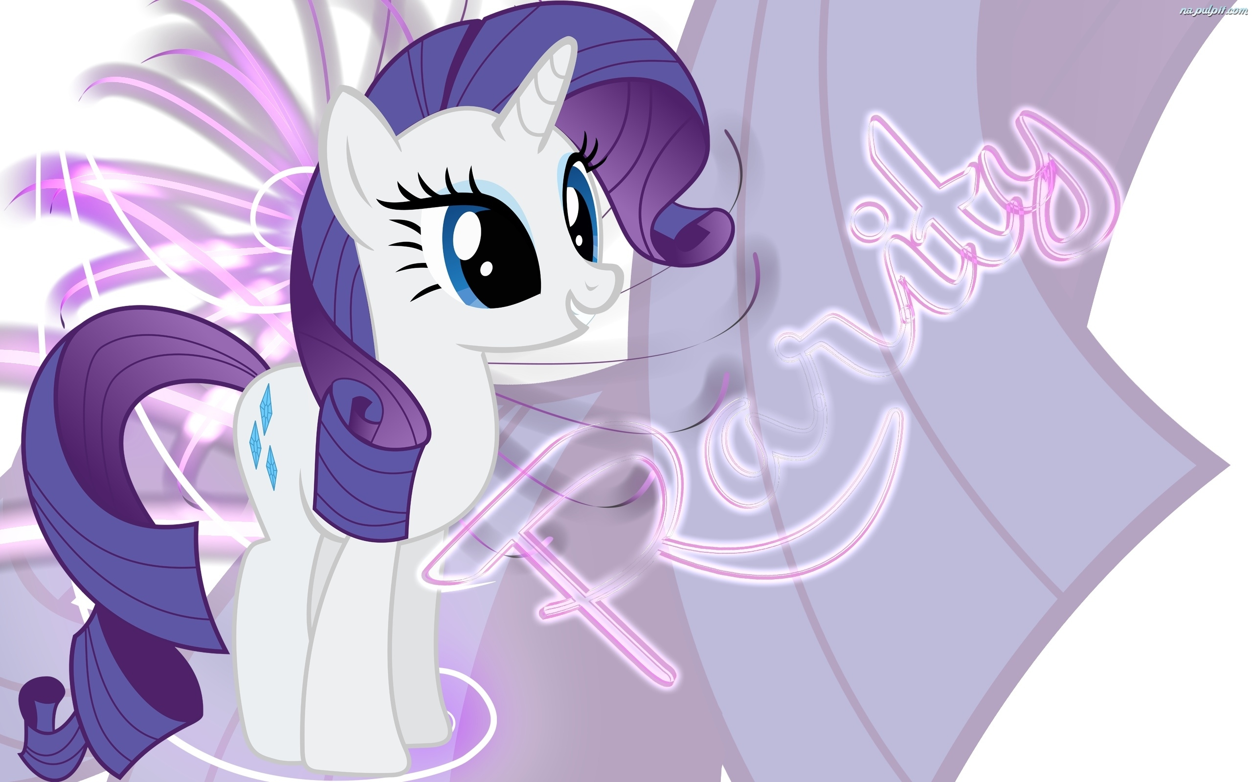 Rarity, My Little Pony, Przyjaźń To Magia