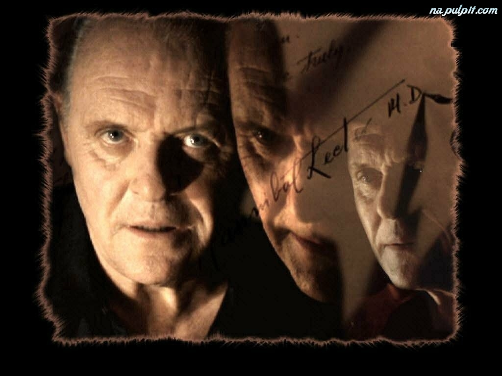 oczy, Anthony Hopkins, twarze