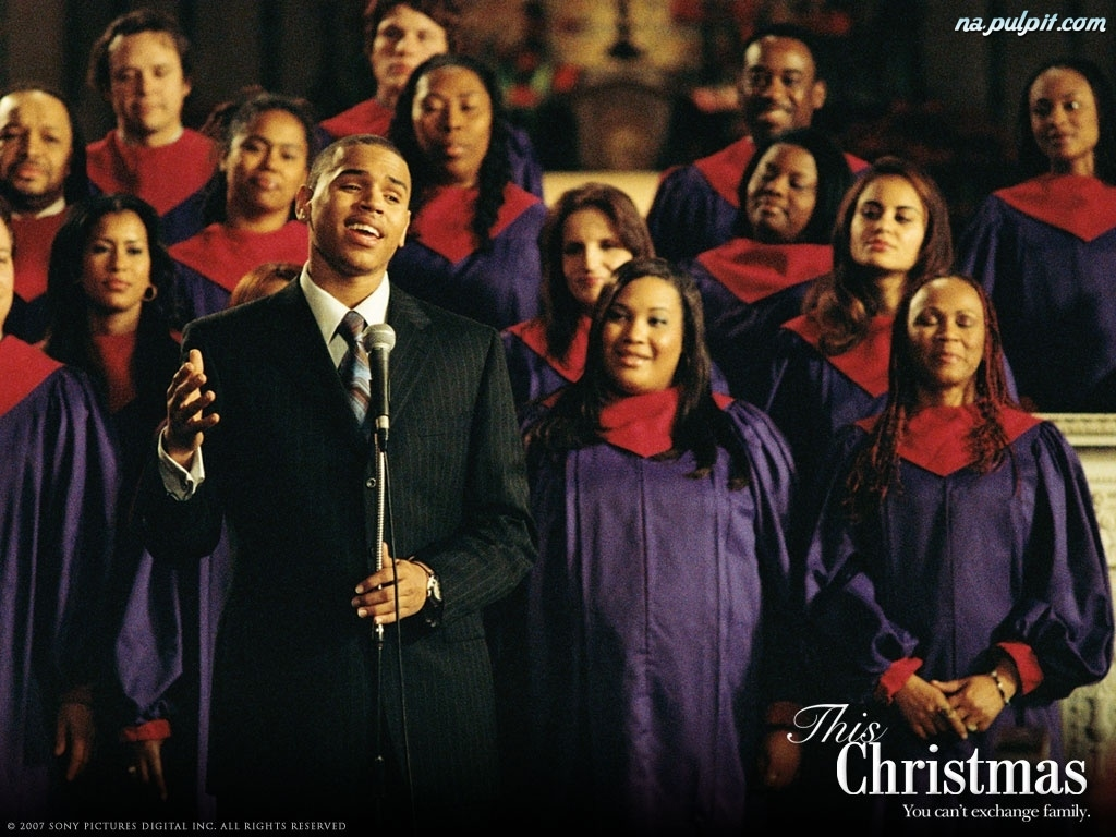 This Christmas, Chris Brown