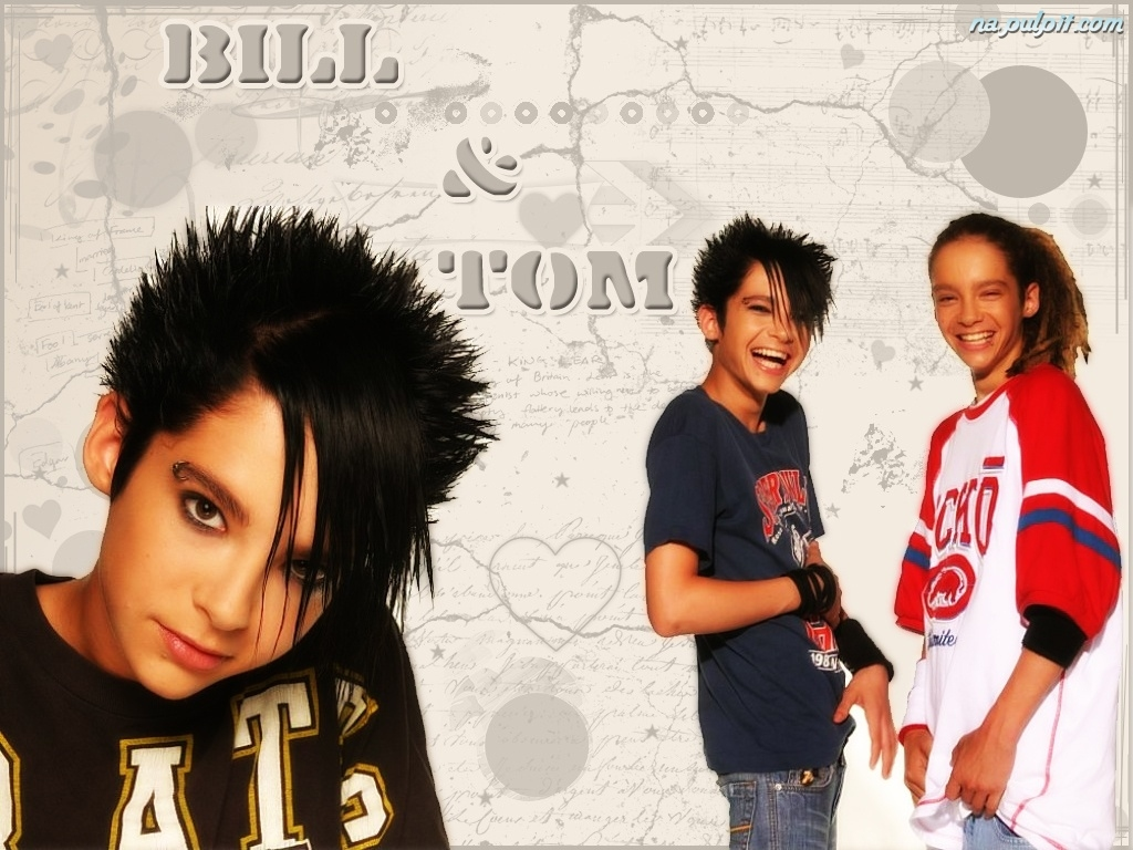 Tom, Tokio Hotel, Bill