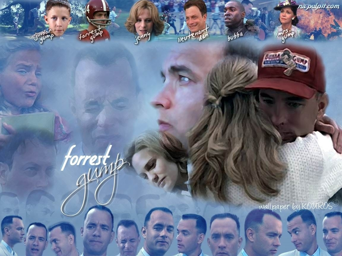 Robin Wright Penn, Forrest Gump, Tom Hanks